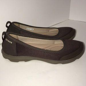Crocs flats 🥿